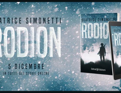 [PRESENTAZIONE] Rodion di Beatrice Simonetti