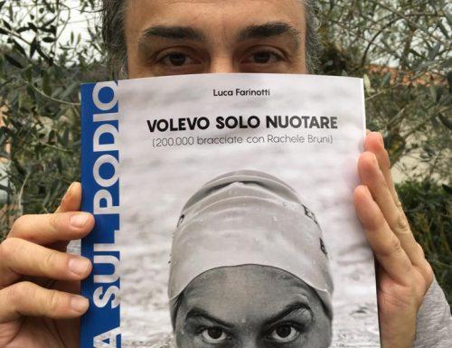 """[INTERVISTE] Intervista con l'autore. Luca Farinotti presenta il suo libro """"Volevo solo nuotare"""""""