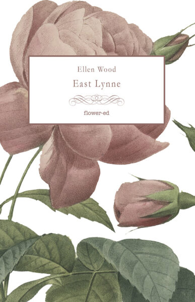 "Copertina romanzo ""East Lynne"" di Ellen Wood"